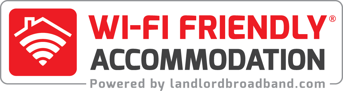 wifi friendly accommodation