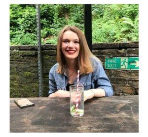 Meet the team image - Lauren