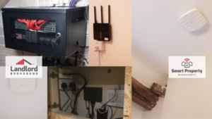 Examples of Landlord Broadband WiFi Installations