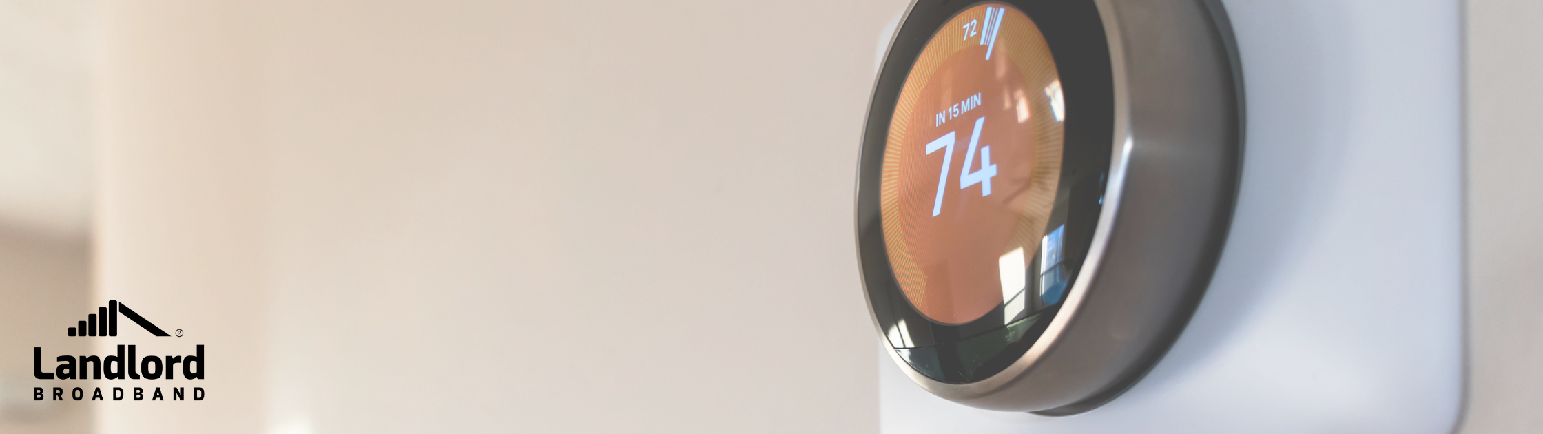 Control heating in your portfolio with our smart heating
